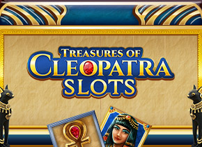 Treasures of Cleopatra Slots