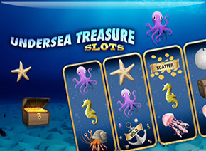 Undersea Treasure Slots