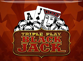 Triple Play Blackjack